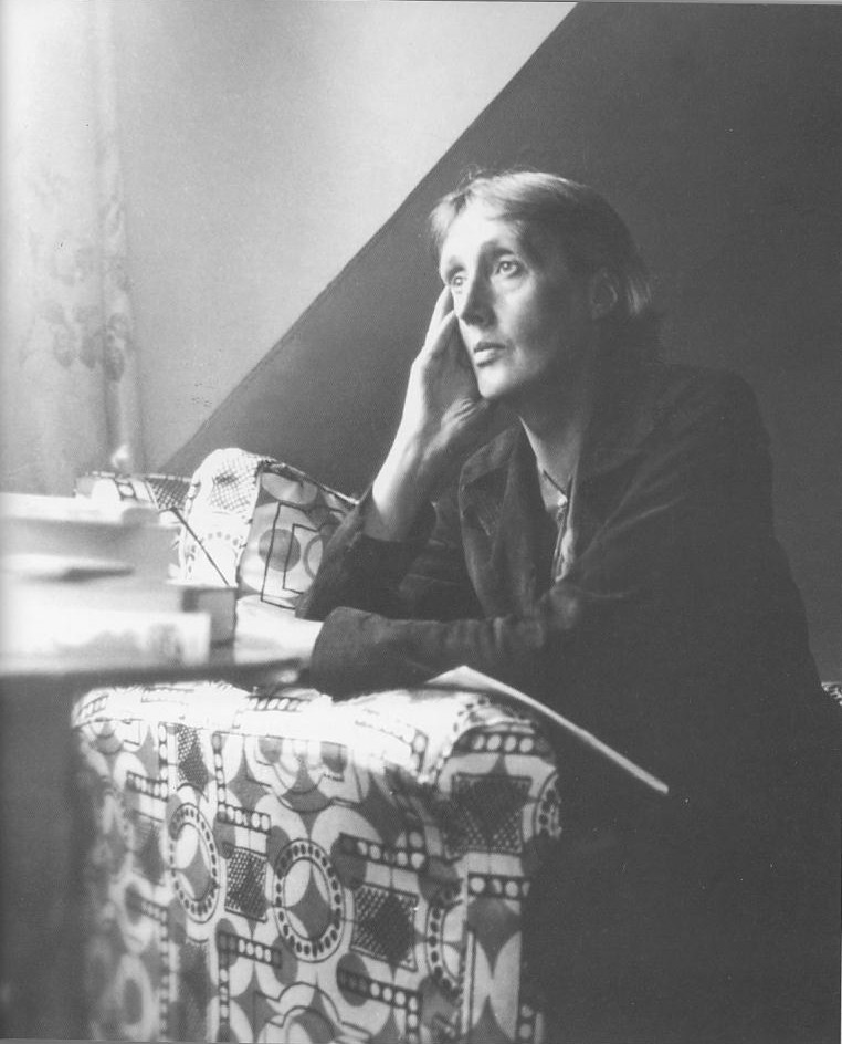 The contrast of virginia woolf and